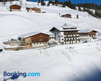 Ski In / Ski Out - Gästehäuser Saalbach-Hinterglemm - Saalbach - Building