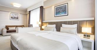 Hotel Heritage - בלגרד - חדר שינה