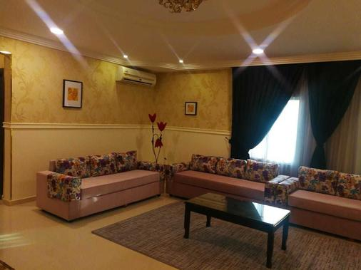 Red Reef Suites Hotel Shoab Jeddah - Jeddah - Living room