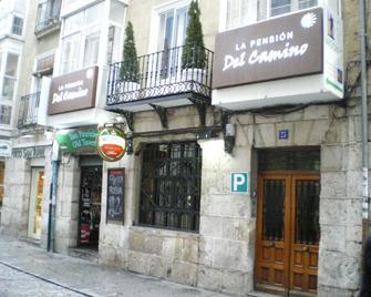 La Pensión Del Camino - Burgos - Gebouw