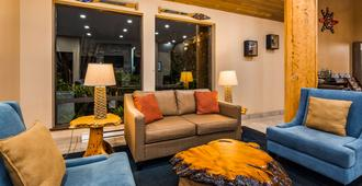 Best Western Plus Tin Wis Resort - Tofino - Σαλόνι