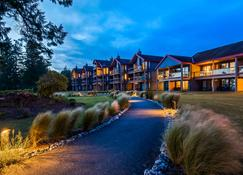Best Western Plus Tin Wis Resort - Tofino - Edificio