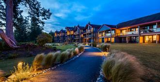 Best Western Plus Tin Wis Resort - Tofino - Edificio