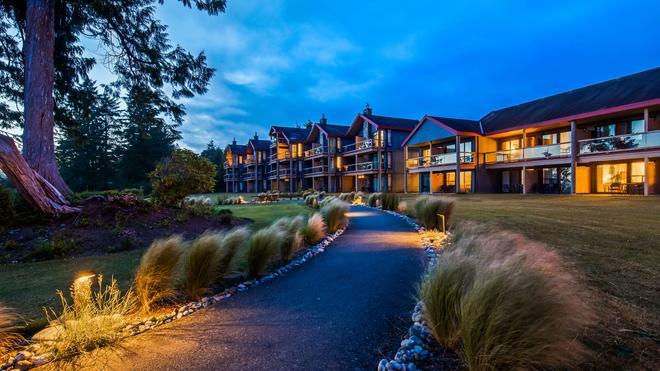 Best Western Plus Tin Wis Resort - Tofino - Rakennus