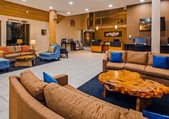 Best Western Plus Tin Wis Resort - Tofino - Aula