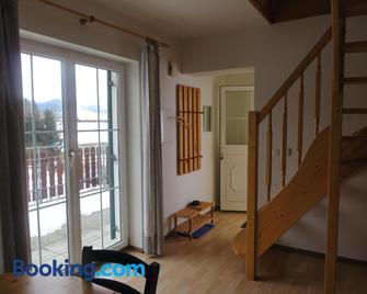 Apartment Deller Renate - Leutschach - Living room