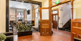 Quality Inn The George Hotel Ballarat - Ballarat - Lobi