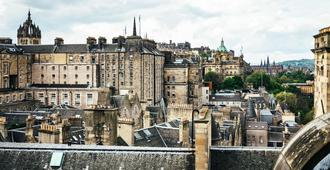 The Scotsman Hotel - Edimburgo - Vista esterna
