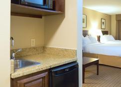Holiday Inn Express Devils Lake - Devils Lake - Bedroom