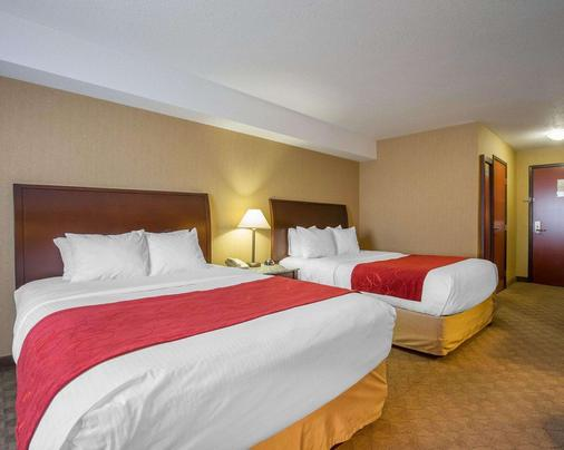 Comfort Inn & Suites - Airdrie - Κρεβατοκάμαρα