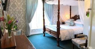 Arches B&B - St. Austell - חדר שינה