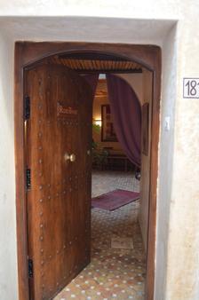 Riad Thaïs - Essaouira - Building