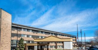 Comfort Inn and Suites Stapleton - Denver - Gebouw
