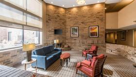 斯泰普爾頓凱富套房酒店 - 丹佛 - 丹佛(科羅拉多州) - 休閒室