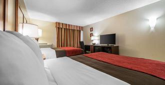 Comfort Inn and Suites Denver Northfield - Denver - Bedroom