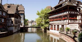 ibis Strasbourg Centre Gare - Strasbourg - Utomhus