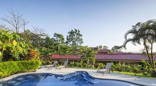Arenal Volcano Inn - La Fortuna - Bể bơi