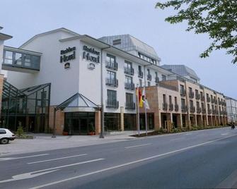 H&S Residenz Hotel Detmold - Detmold - Edificio