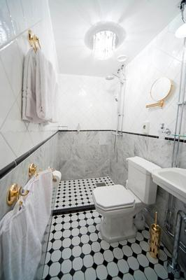 Hotell & Värdshuset Clas På Hörnet - Stockholm - Phòng tắm