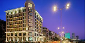 إنتركونتننتال مارين درايف مومباي، آي آيتش جي هوتل - مومباي - مبنى