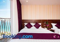 芽莊陽台酒店 - 芽莊 - 芽莊 - 臥室