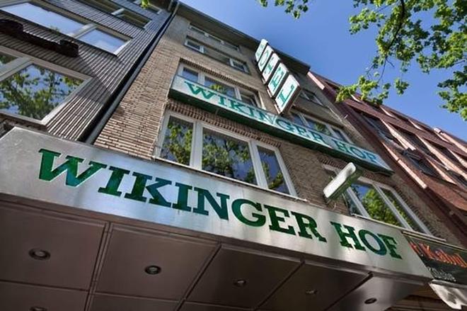 漢堡維基格霍夫中心酒店 - 漢堡 - 漢堡 - 建築