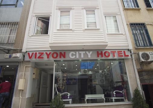 Vizyon City Hotel - Istanbul - Building