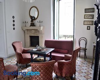 Parco Lanoce - Residenza D'Epoca - Poggiardo - Living room