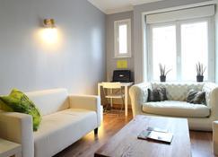 هوتل ليتل لودج - بريست - غرفة معيشة