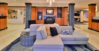 Fairfield Inn & Suites Raleigh Durham Airport/ Brier Creek - ראליי - לובי