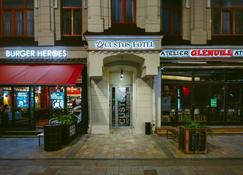 Custos Hotel Tsvetnoy Boulevard - Moscow - Building