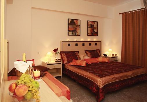 Nancy Hotel - Hersonissos - Bedroom