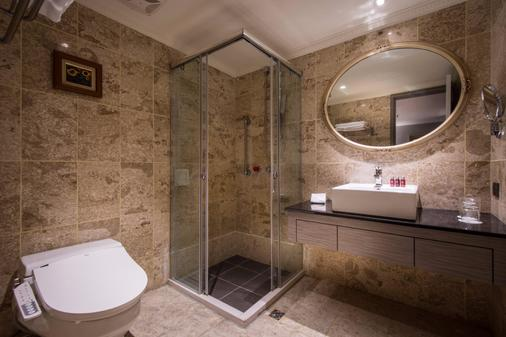 Lees Boutique Hotel - Kaohsiung - Bathroom