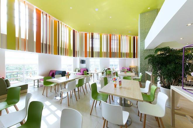 A.Maz.Inn Kenting - Hengchun - Εστιατόριο