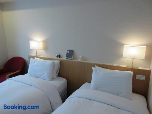 Hotel Sunroute Taipei - Taipei - Bedroom