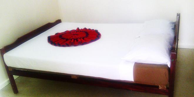 City Private Hotel - Suva - Bedroom