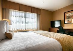Best Western Plus Langley Inn - Langley - Bedroom