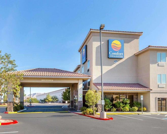Comfort Inn & Suites Las Vegas - Nellis - Las Vegas - Rakennus
