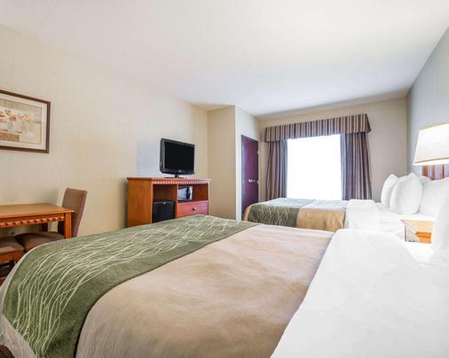 Comfort Inn & Suites Las Vegas - Nellis - Las Vegas - Makuuhuone