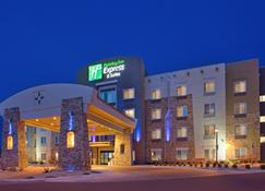 Holiday Inn Express & Suites Las Cruces North - Las Cruces - Building