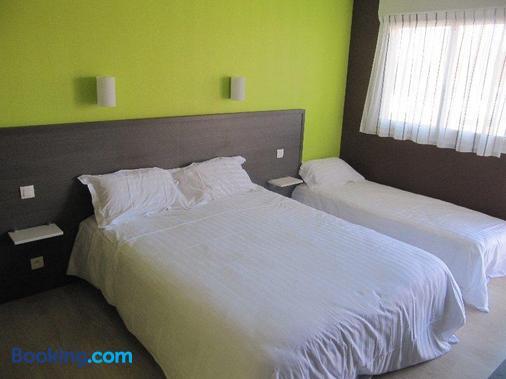 Hôtel Cantal Cottages - Saint-Flour (Cantal) - Bedroom