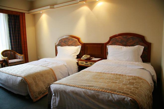 Beijing Scitech Hotel - Bắc Kinh - Phòng ngủ