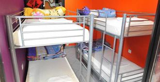 Jacobs Inn Hostels - Parigi - Camera da letto