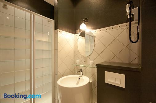 Hôtel le Prieuré - Amiens - Phòng tắm