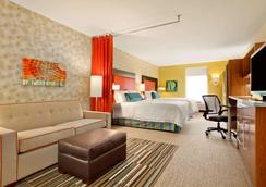 Home2 Suites by Hilton Jacksonville, NC - Jacksonville - Phòng ngủ