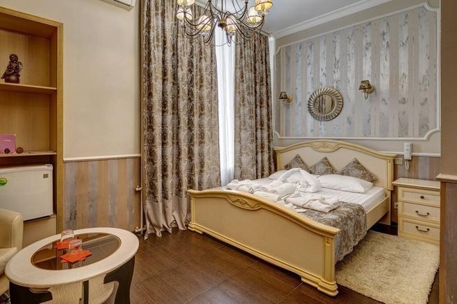 Randevu Tekstilschiki - Moscow (Matxcơva) - Phòng ngủ