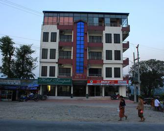 Hotel Tirupati - Bharatpur - Building