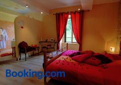 Chambres d'Hôtes Des Fées - Pretin - Bedroom