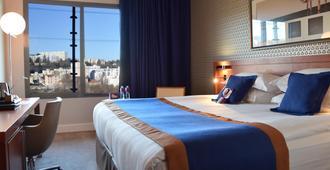 Crowne Plaza Lyon - Cite Internationale - ליון - חדר שינה