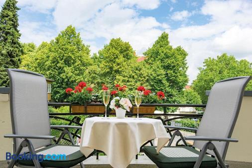 Vitalhotel am Stadtpark - Bad Harzburg - Balcony